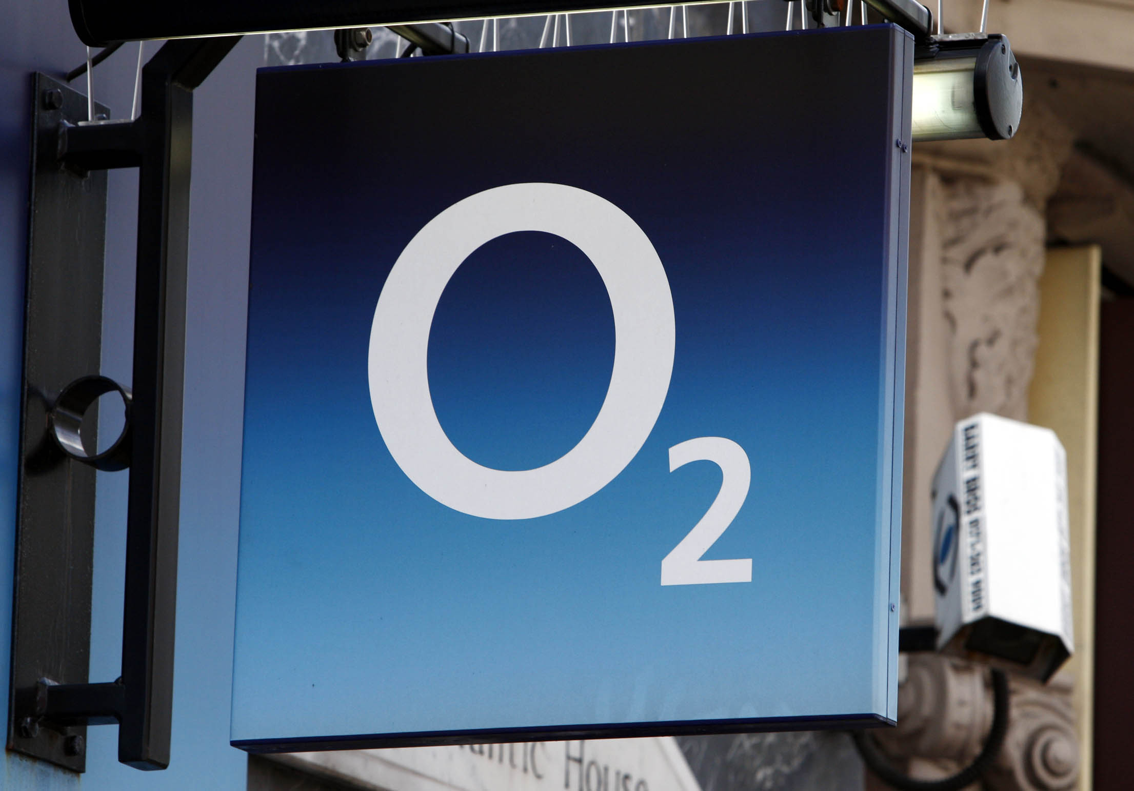 O2 blames network outage on third-party software glitch